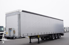 Schmitz Cargobull FIRANKA / OŚ PODNOSZONA / XL / MULTI LOCK semi-trailer