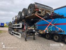 Schweriner Containerfahrgestell (gekröpft)