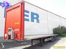 used flatbed semi-trailer