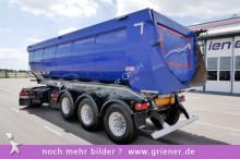 Schwarzmüller HARDOX / HEAVY DUTY /STAHL 26 m³ THERMO !! semi-trailer