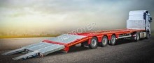 MAX Trailer flatbed semi-trailer