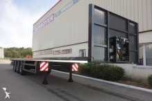 Berroyer flatbed semi-trailer