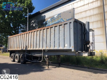 semirremolque Robuste Kaiser kipper 51 M3, Steel suspension, Steel chassis and steel loading platform