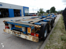 Krone container semi-trailer