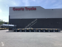 Nicolas 10 axel module trailer with goosneck