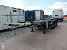 semi remorque porte containers Groenewegen