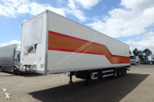 Chereau + 3 BPW AXLE + ISO BOX semi-trailer