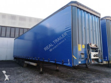 used tarp semi-trailer