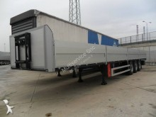 Viberti coil carrier flatbed semi-trailer
