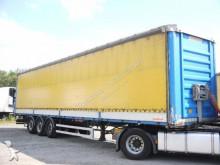 Fruehauf Pritsche/Plane/Bordwände semi-trailer