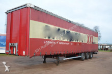 Kässbohrer 3-Achs-Auflieger Mega semi-trailer