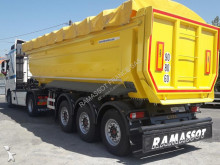 View images N/a BENNE HARDOX 450 FONDS DE 5MM LATERAL 4 MM ESSIEUX SAF 26M3 semi-trailer
