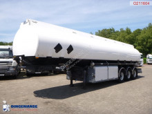LAG Fuel tank alu 42 m3 / 5 comp + 2 counters semi-trailer