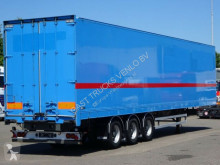 Kel-Berg CLOSED BOX / DOUBLE STOCK / HARDWOOD FLOOR semi-trailer