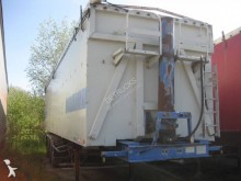 Benalu TOP CONDITION 57m3 semi-trailer