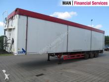 Stas S 300 ZX - 92 cbm Schubboden semi-trailer