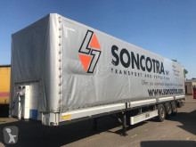 Krone 3AS TRAILER MET BORDEN