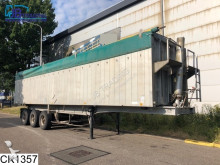 Kaiser kipper 60 M3, Steel suspension semi-trailer