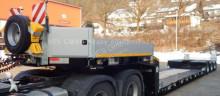 Doll heavy equipment transport semi-trailer