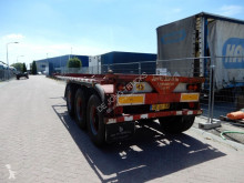 trailer Broshuis : BPW axles, Drum brakes