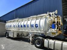 GSH Auflieger Tankfahrzeug Chemische Erzeugnisse
