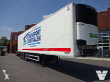 Chereau Frigo Trailer Carrier vector1850MT Dobbelstock semi-trailer