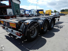 semi remorque D-TEC FT-43-03V, Drum brakes, Lift axle