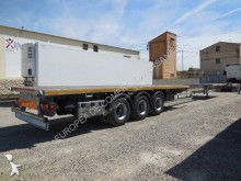 Lecitrailer heavy equipment transport semi-trailer