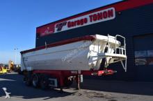 Lecitrailer tipper semi-trailer