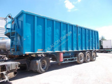 semiremorca benă transport cereale GT Trailers
