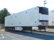 Krone insulated semi-trailer