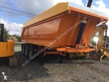 new construction dump semi-trailer