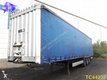 Krone Curtainsides semi-trailer