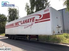 Schmitz Cargobull Isotherm Isotherm, Disc brakes semi-trailer