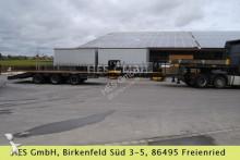 Broshuis E 2190/24B Telesattelauflieger gt. Zustand semi-trailer