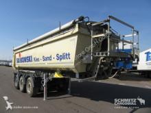 Schmitz Cargobull Kipper Stahlrundmulde 24m³ semi-trailer