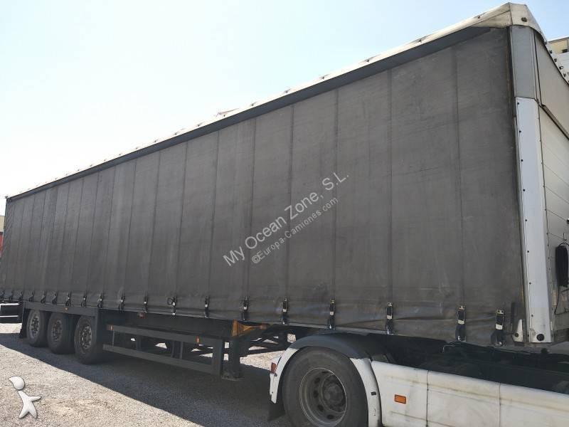Semirremolque Schmitz Cargobull Tauliner portabobinas
