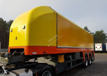Langendorf DO SZKŁA PŁYT BETONOWYCH Inloader GLASS LIGHT semi-trailer