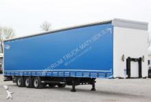 Kögel CURTAINSIDER / MEGA / XL CERTIFICAT/LIFTED ROOF semi-trailer