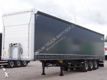 Schmitz Cargobull FIRANKA / STANDARD/XL /NOWE OPONY/OŚ PODNOSZONA semi-trailer