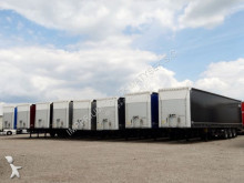 Schmitz Cargobull FIRANKA / STANDARD / CERT XL / OŚ PODNOSZONA semi-trailer