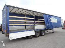 LAG Bordwandsider, BPW, Hartholzboden, MOT semi-trailer