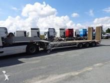 Castera Porte-materiel 3 ess semi-trailer