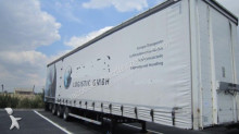 Kässbohrer Verbreiterbar*Rollerbed*Edscha semi-trailer