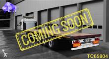 Kässbohrer flatbed semi-trailer