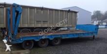 semirimorchio trasporto macchinari Maduraud