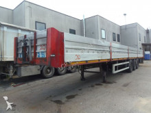 Cardi 39S3SPB CASSONATO APERTO - FRENO A DISCO - TERZO ASSE STERZANTE - AE 21080 semi-trailer
