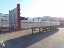 Cardi 793 CASSONATO APERTO DA MT. 13,60 CON TERZO ASSE STERZANTE semi-trailer