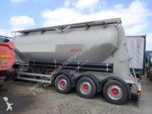 Spitzer Zement Silo 37000l semi-trailer