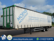 Zwalve CURTAINSLIDER semi-trailer